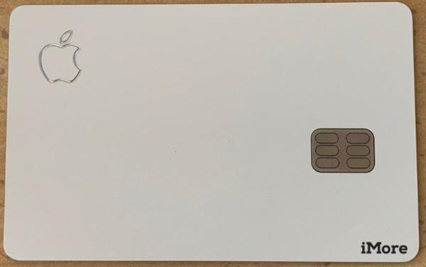 Leaked Images Show Apple Card's Design…