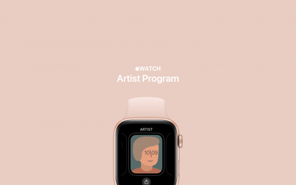 Comment: I think more 'Artist' Apple Watch faces are on the way