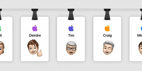 Apple Store badges are back with Memoji,…