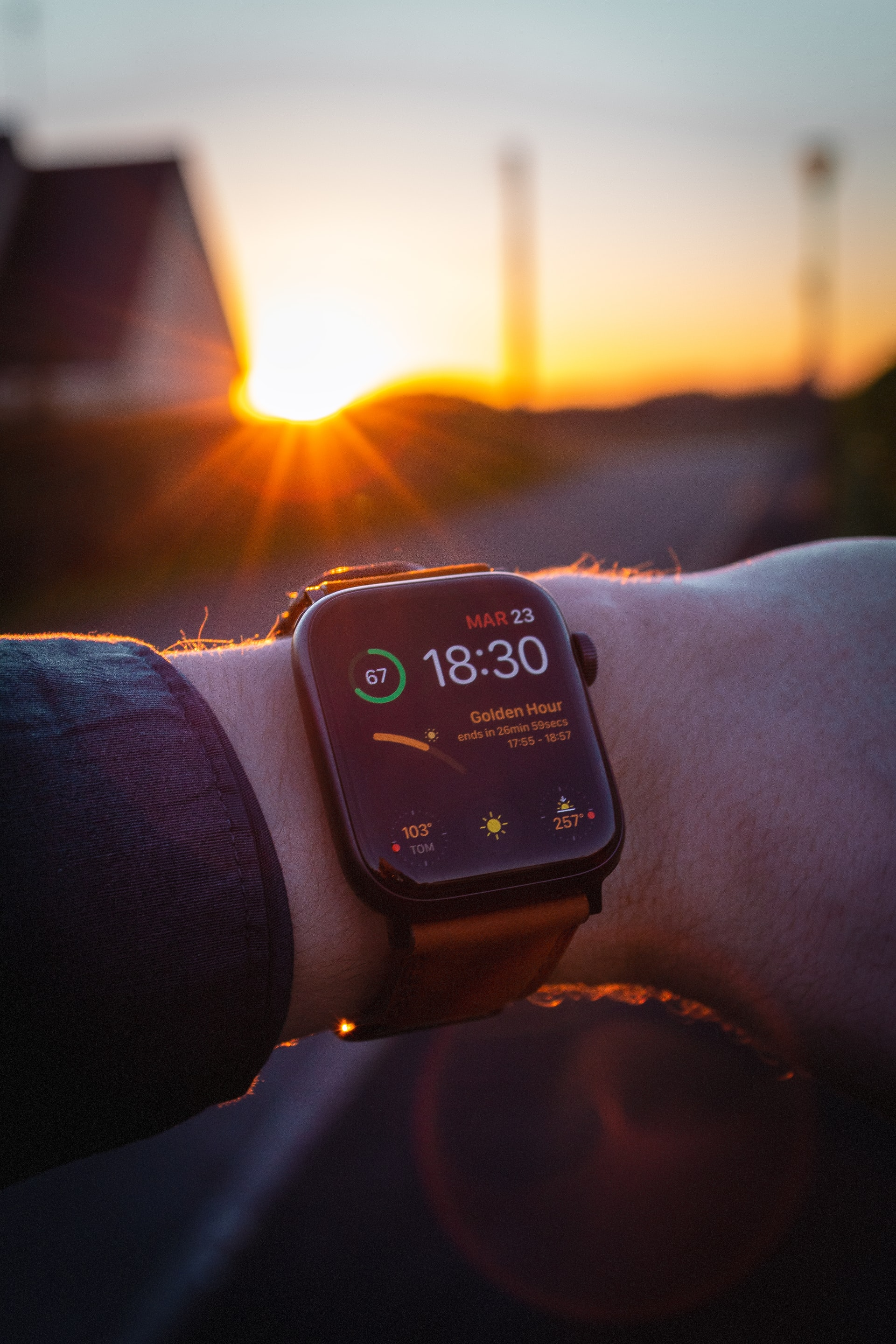 Smartwatch: Now Bringing You Gambling Action