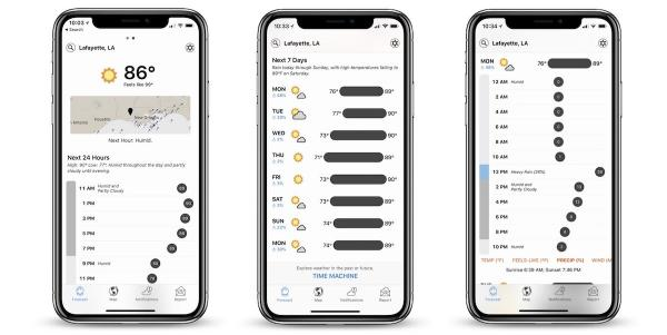 Apple Acquires Weather App Dark Sky