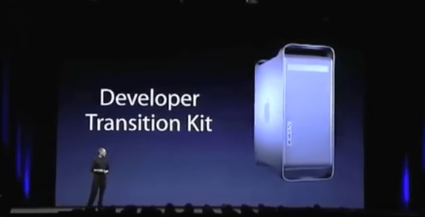 "photo image ""This Is Not a Product"": The Apple Developer Transition Kit"