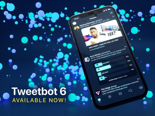 photo of Tweetbot 6 Arrives With New Features, Subscription Model image