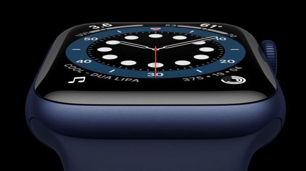 photo of Apple Unveils Apple Watch Series 6 With Blood Oxygen Monitoring and New Color Options image