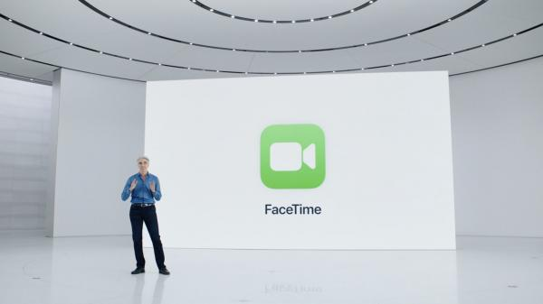 photo of Apple Unveils New FaceTime Features Like Spatial Audio, Portrait Mode, Voice Isolation, and More image