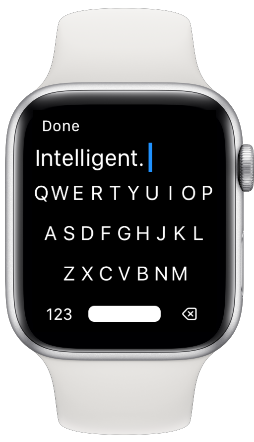 Maker of keyboard apps for the blind sues Apple, claiming anticompetitive behavior