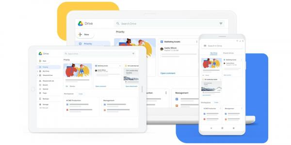 Google Drive File Stream adding M1 Mac support in April, Backup and Sync already updated