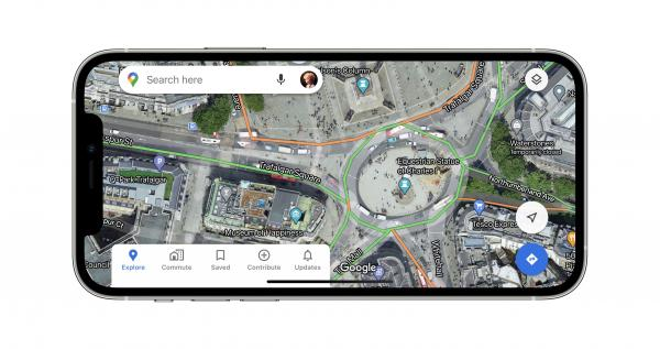 Google Maps Gains Enhanced Street-Level…