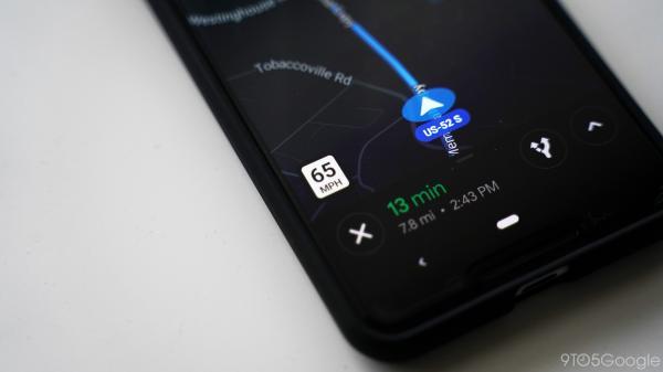 Google Maps speed limits, speed camera…