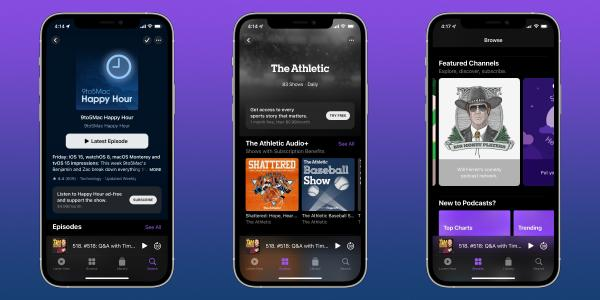 Hands-on: Here's how Apple Podcasts…