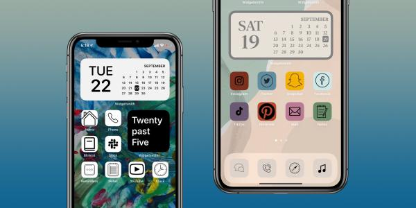 photo of How to give your iOS 14 home screen a custom aesthetic with unique app icons image