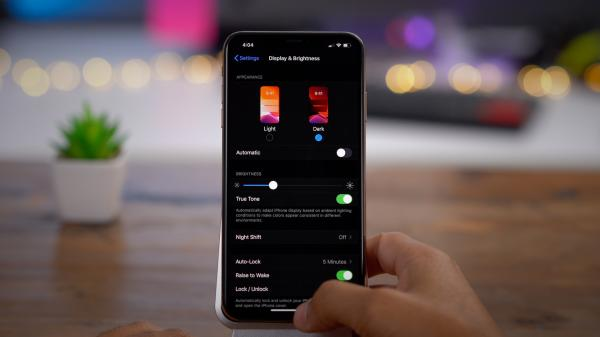 These iOS 13 apps work with Dark Mode,…