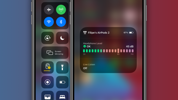 iOS 14 features real-time headphone audio level measurement, here's how to enable it