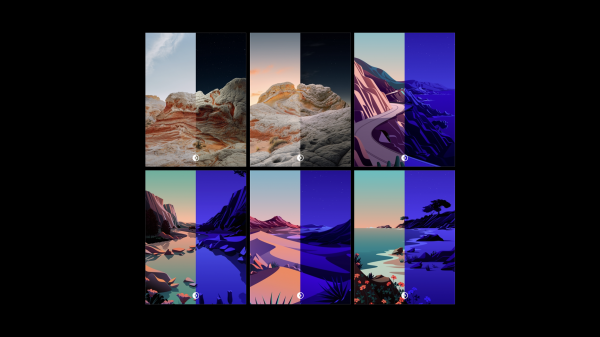 Download the new iOS 14.2 wallpapers for…