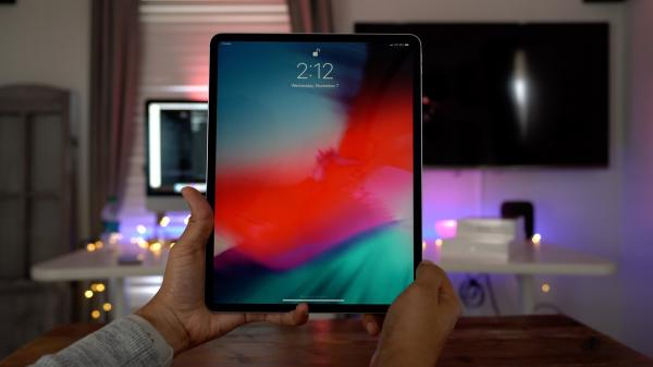 Comment: Face ID on the new iPad Pro is…