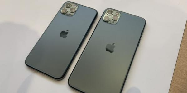 photo of iPhone 11, iPhone 11 Pro, and iPhone 11 Pro Max: Hands-on with Apple's new phones image