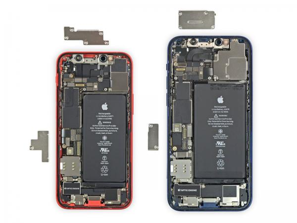 Apple to Make Space for Larger Batteries…