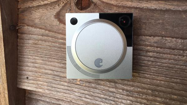 August denies doorbell camera HomeKit…