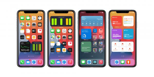 These iOS 14 apps offer home screen…