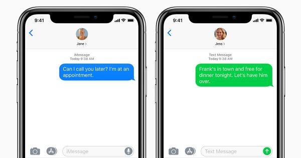photo of Apple reportedly 'in discussions' to support RCS, the iMessage-like successor to SMS image