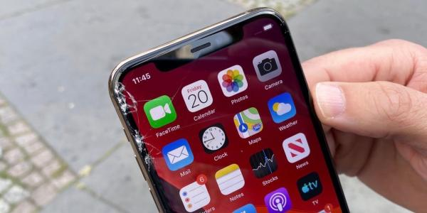 iPhone 11's 'toughest glass in a…