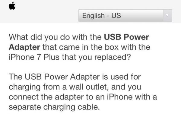 photo of Apple Survey Asks iPhone Users What They Do With Old Power Adapters image