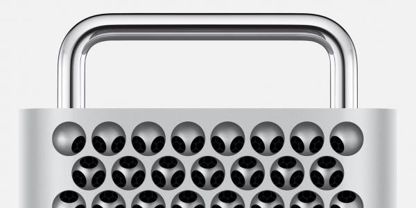 Hands-on photos explore G4 Cube and the likely origin of the Mac Pro lattice design