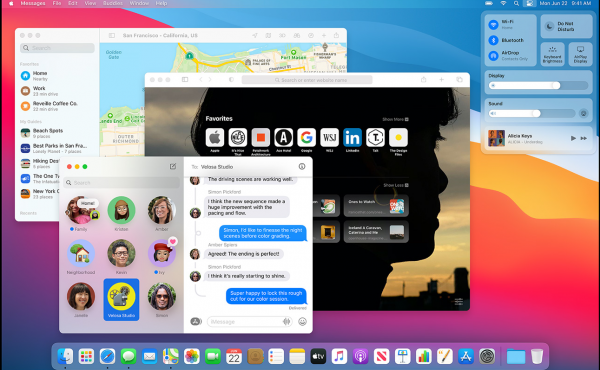 Apple releases macOS Big Sur 11.6 and…