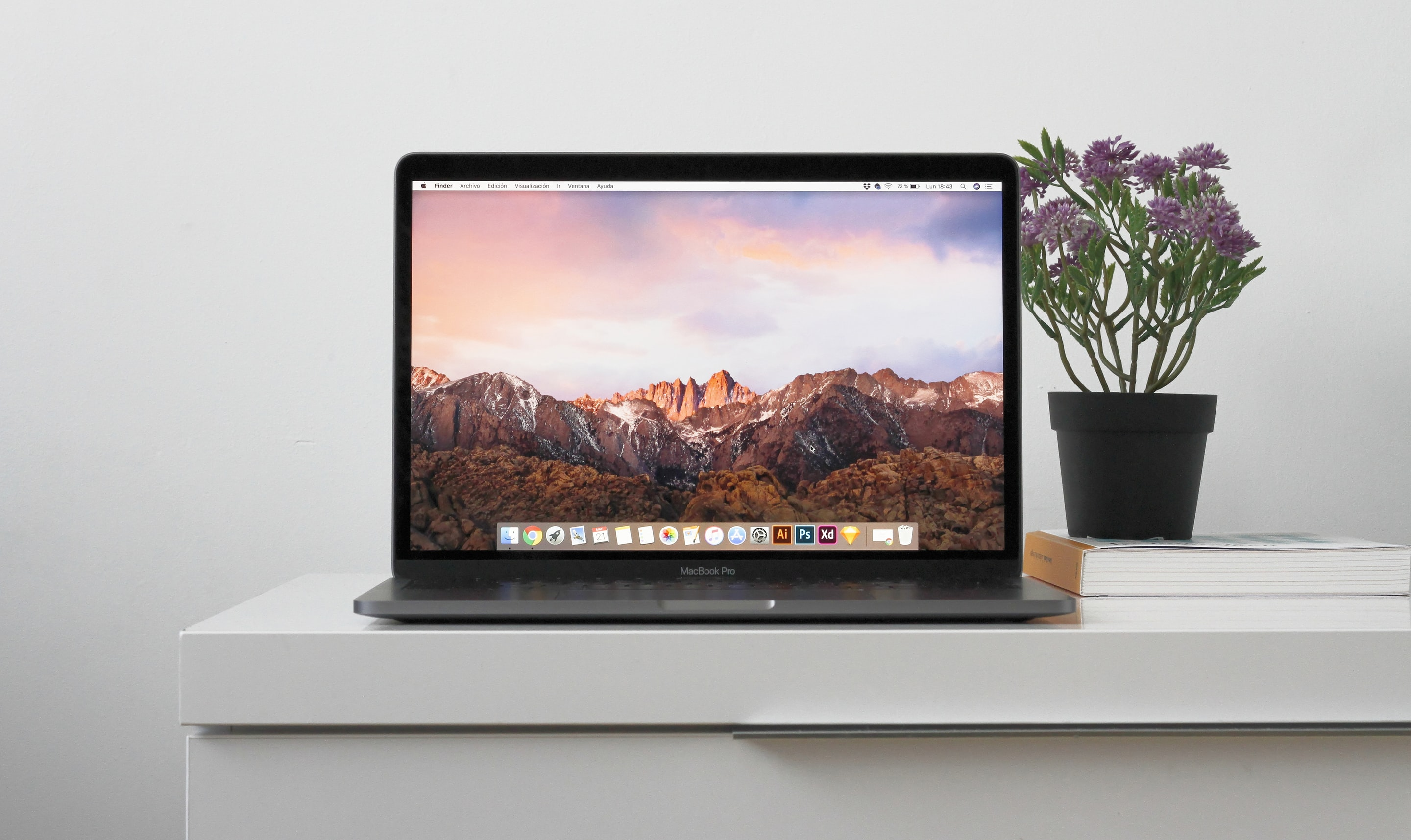 MacBook pro for writers