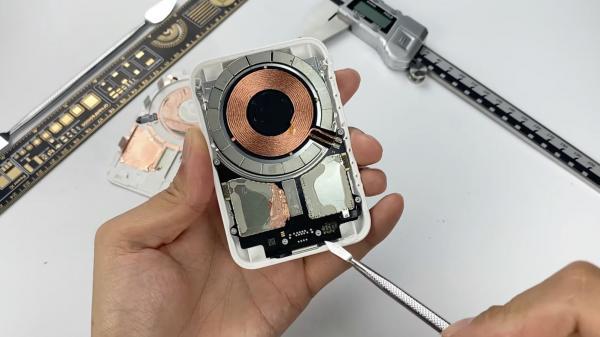 Teardown Shows Off What's Inside Apple's…