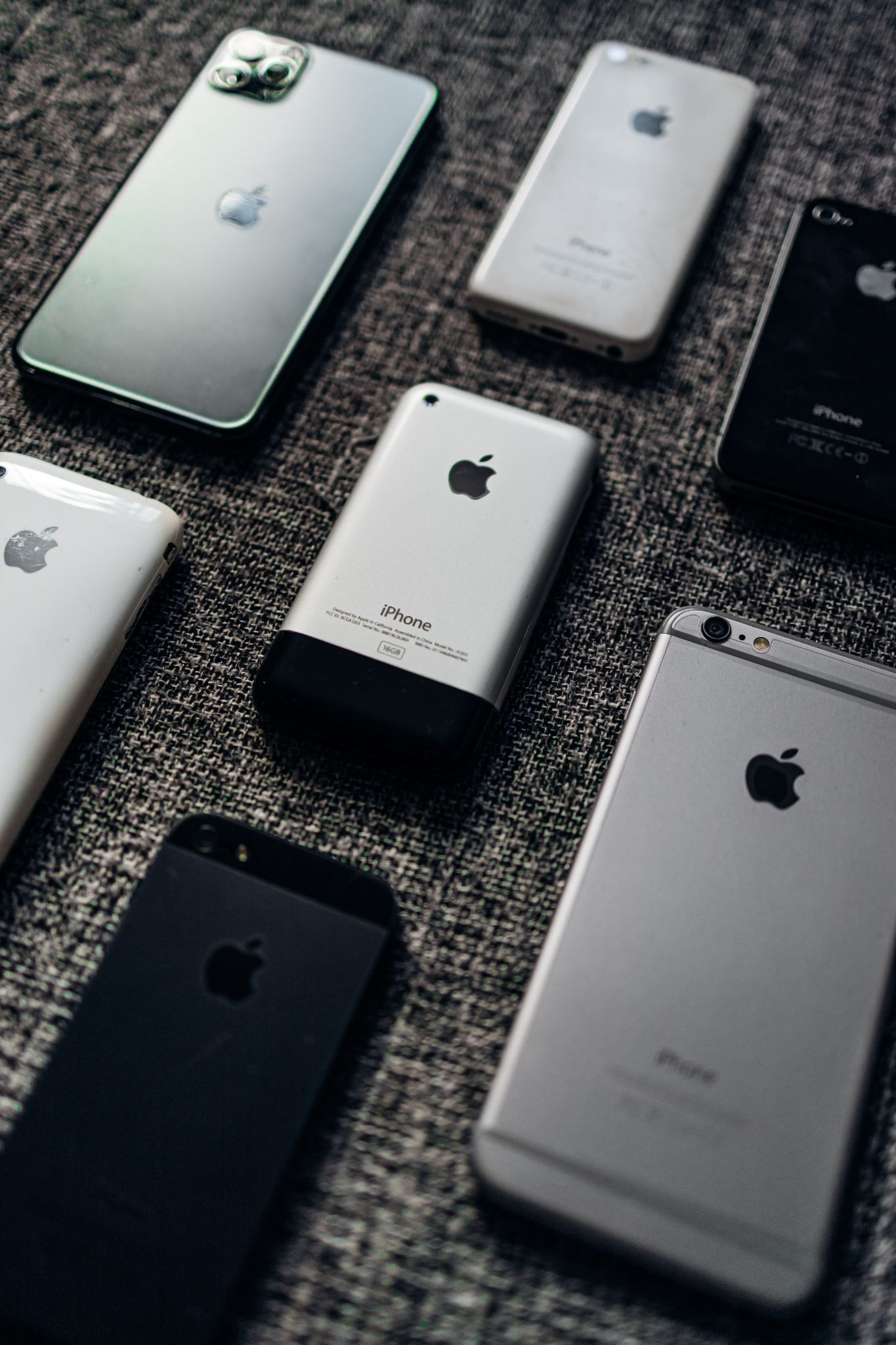 Trading in your old Apple devices gives your device new life and has a positive impact on the environment!
