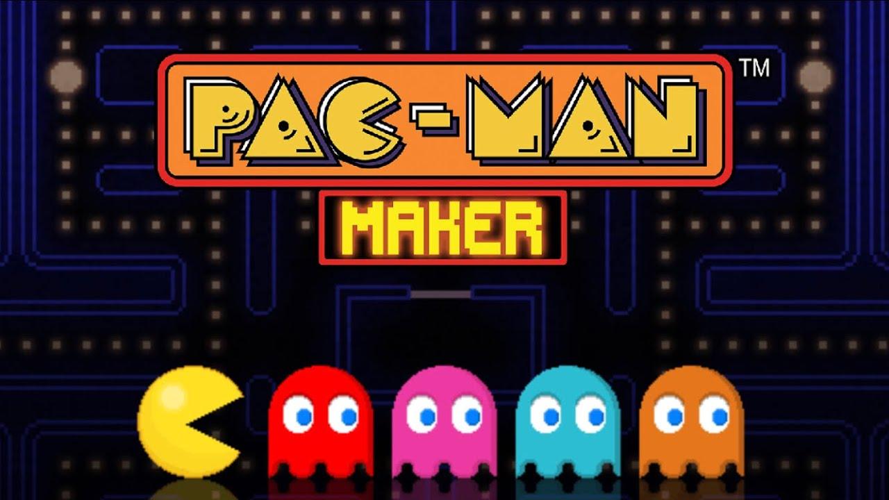 pac man maker