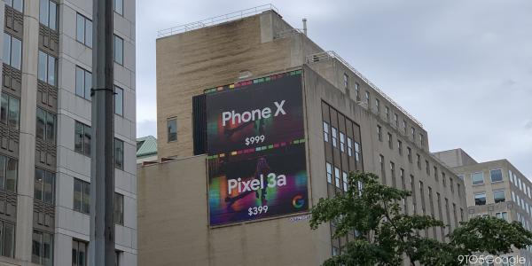 photo of Google Pixel 3a ad hammers 'Phone X' on price and Night Sight image