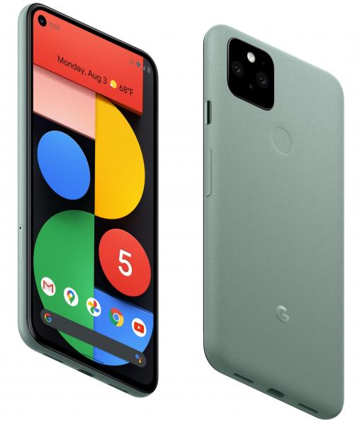 photo of Google Unveils New Flagship Pixel 5 Smartphone With 5G and $699 Price Tag image
