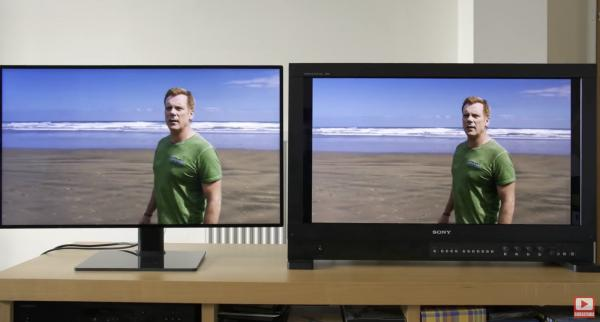 photo of YouTuber Compares Pro Display XDR to $43K Sony Reference Monitor, Says It's a 'No Go' for Professional Colorists image