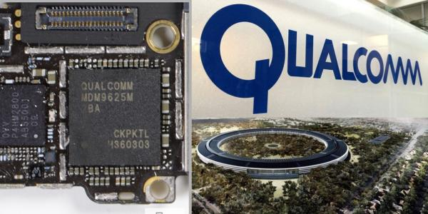 photo of Court documents show Apple purposefully bought pools of cheap patents to help make Qualcomm's royalty demands appear… image