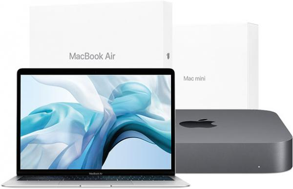 photo image Apple Begins Selling Refurbished 2018 MacBook Air and Mac Mini Starting in UK
