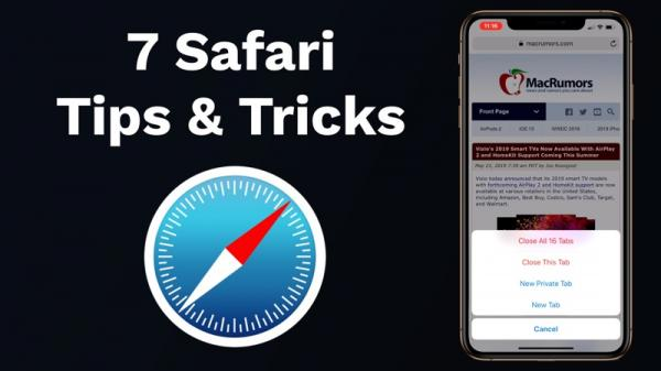 Seven Safari Tricks on iOS You Might Not Know
