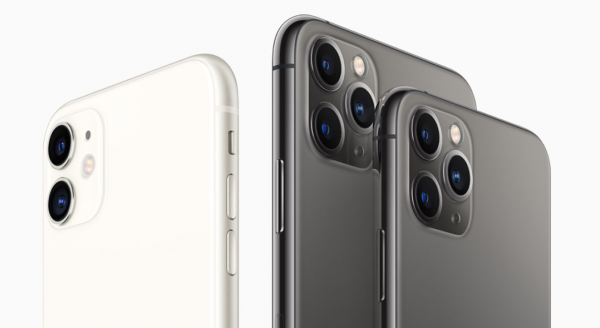 photo of The iPhone 11 Versus iPhone 11 Pro image