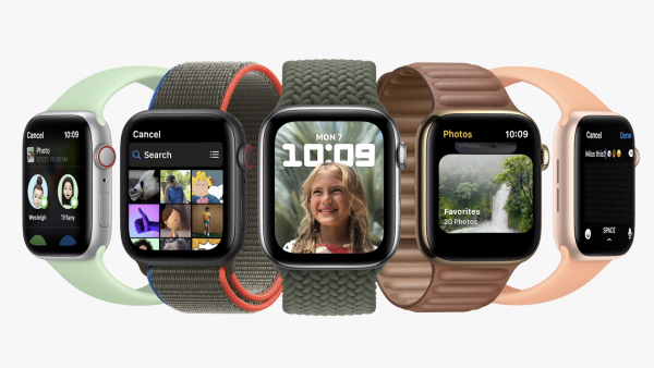 photo of watchOS 8 Announced With New Portraits Watch Face and More image