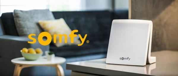 Somfy Tahoma Gateway to Gain HomeKit…