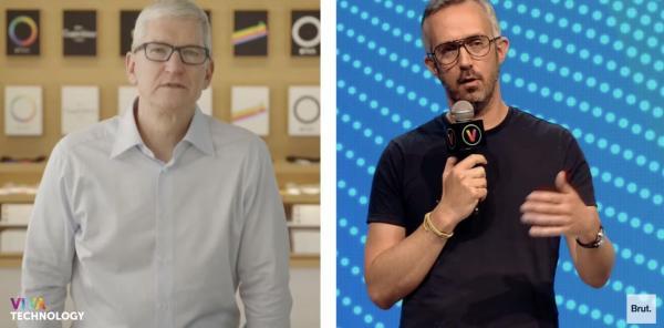 Apple CEO Tim Cook: Sideloading Apps…