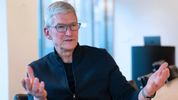 Tim Cook Addresses George Floyd's Death…