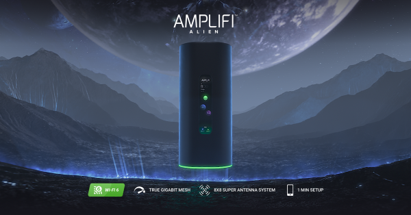 AmpliFi launches 'Alien' as its…