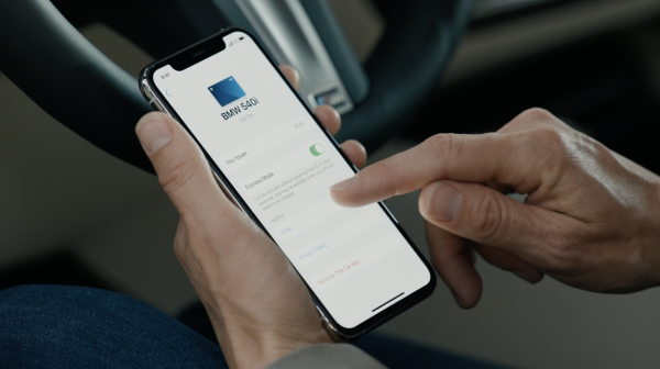 photo of Here's how Apple's new Car Key feature works and when you'll be able to use it image