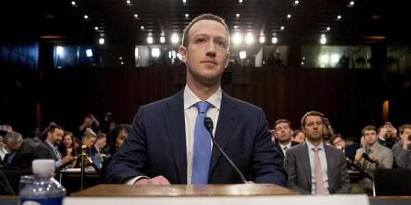 photo of FTC considering taking 'direct aim' at Mark Zuckerberg as it investigates Facebook privacy lapses image